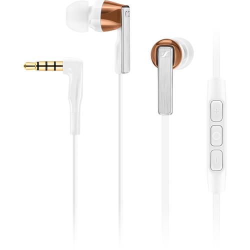 Sennheiser CX 5.00I Earphones (White, Apple iOS)