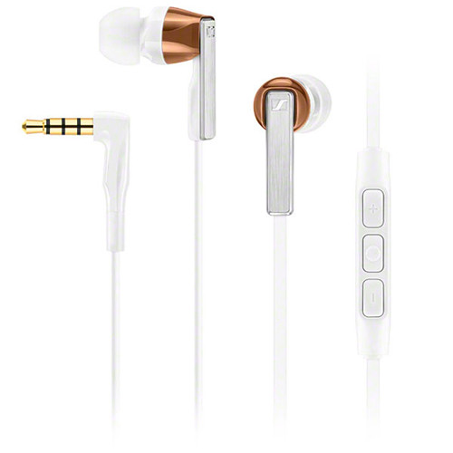 Sennheiser CX 5.00G Earphones (White, Samsung Galaxy)