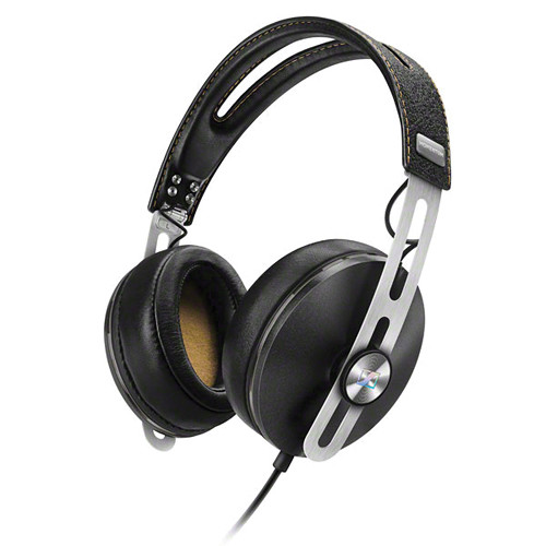 Sennheiser Momentum 2 Lifestyle Around-Ear Hifi Headphones (Android, Black)