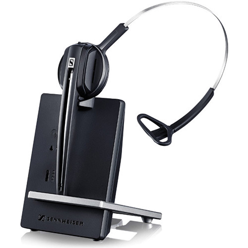 Sennheiser D 10 USB Wireless DECT Headset