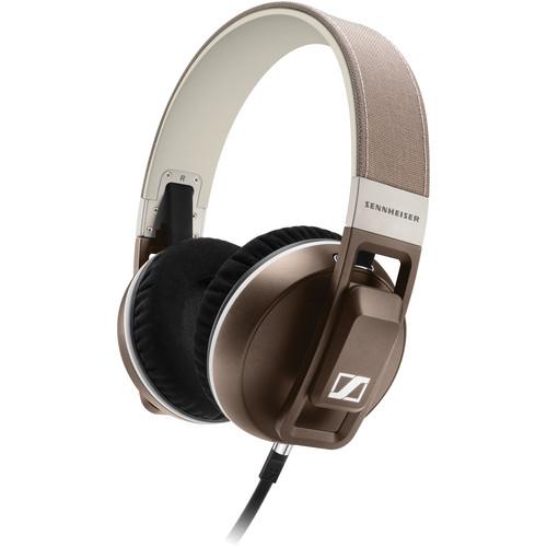 Sennheiser Urbanite XL Over-Ear Headphones (Sand, Apple iOS)