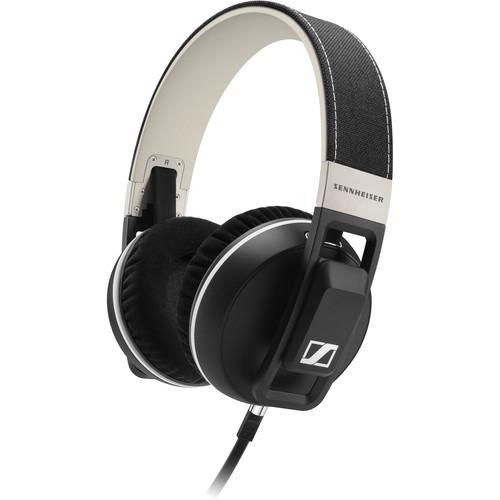 Sennheiser Urbanite XL Over-Ear Headphones (Black, Android)