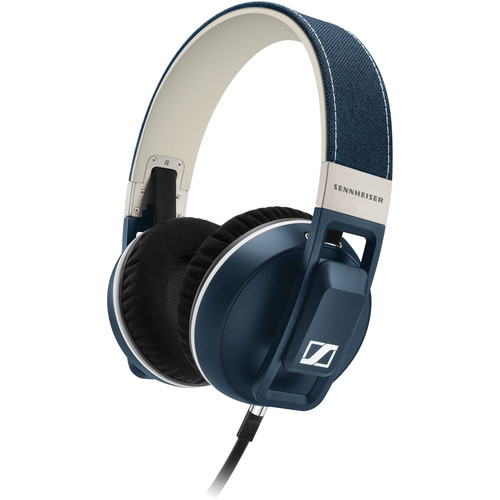 Sennheiser Urbanite XL Over-Ear Headphones (Denim, Android)