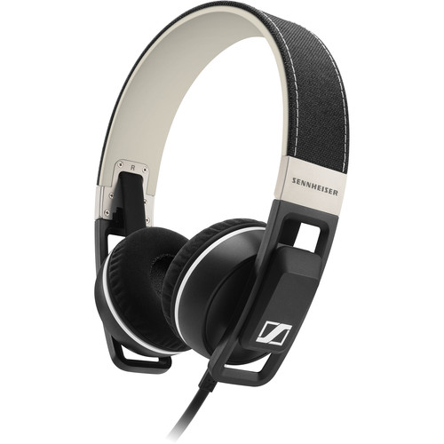 Sennheiser Urbanite On-Ear Earphones (Black, Android)