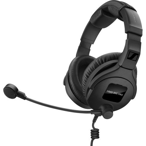 Sennheiser HMD 300 Pro Headset with Boom Microphone