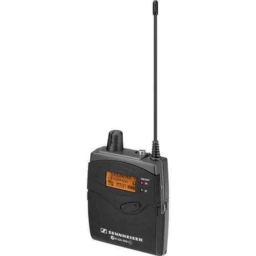 Sennheiser EK 300 IEM G3 Wireless Bodypack Receiver (A1: 470 to 516 MHz)