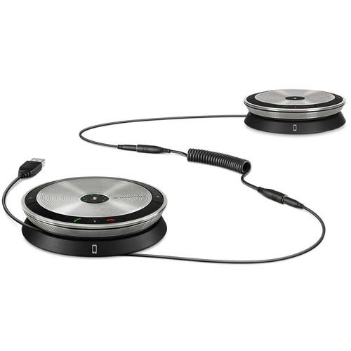 Sennheiser SP 220 Portable Dual-Speakerphone (Skype for Business Certified)