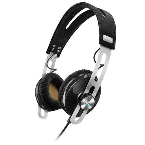 Sennheiser HD 1 On-Ear Headphones with In-Line Control for iOS Devices (Black)