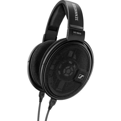Sennheiser HD 660 S Open-Back Dynamic Headphones