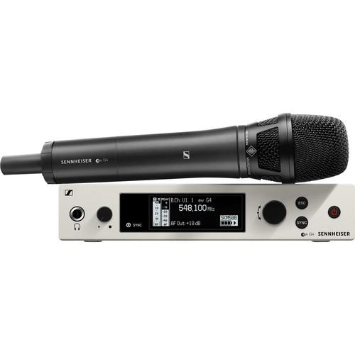 Sennheiser ew 500 G4-KK205 Wireless Vocal Set with KK 205 Capsule AW+: (470 to 558 MHz)