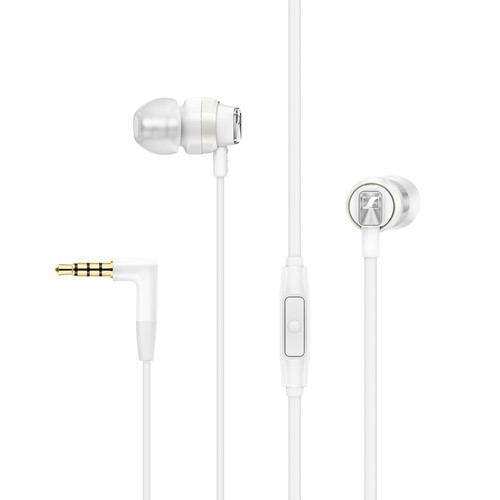 Sennheiser CX 300S Earphones (White)