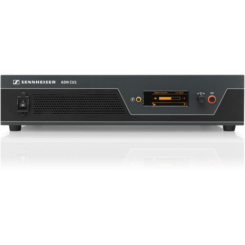 Sennheiser ADN CU1 Central Unit with Rackmount Kit