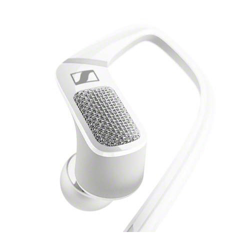 Sennheiser AMBEO SMART HEADSET In-Ear Headphones with Three Built-In Microphones, Inline Remote, and Lightning Connector