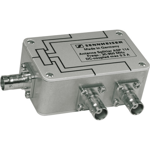 Sennheiser ASP 114 4-Way Antenna Splitter