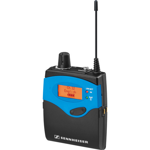 Sennheiser EK1039-BW 32-Channel Tourguide Bodypack Receiver