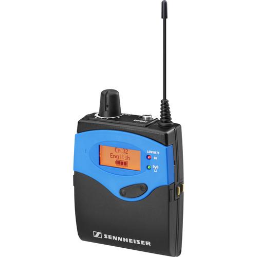 Sennheiser EK 1039 Gw 32-Channel Tourguide Bodypack Receiver (558 to 626 MHz)