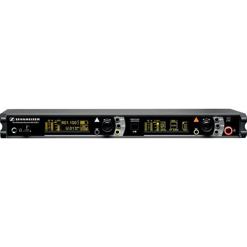 Sennheiser EM 3732-COM-II Two-Channel Wireless Receiver (L: 470 to 638 MHz)
