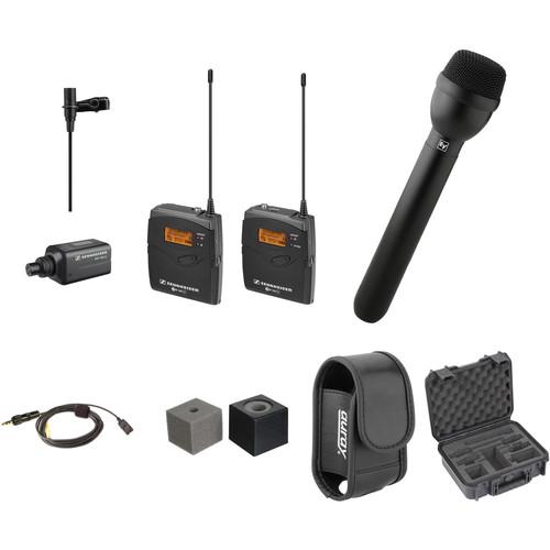 Sennheiser ew 100 G3 ENG Wireless Deluxe Kit A1 (470 to 516 MHz)