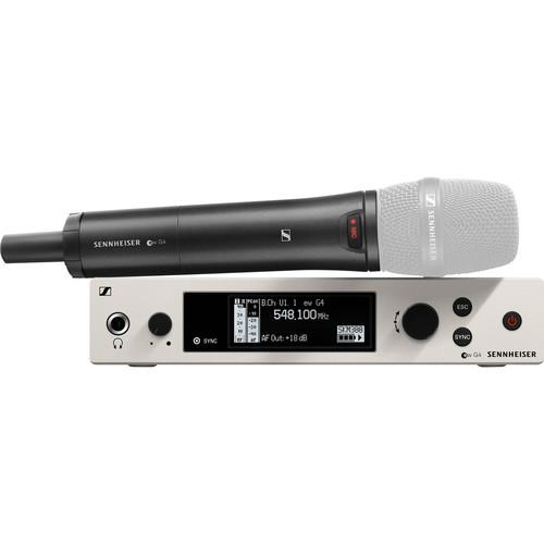 Sennheiser ew 300 G4-Base SKM-S Wireless Handheld Base Set, No Capsule GW1: (558 to 608 MHz)