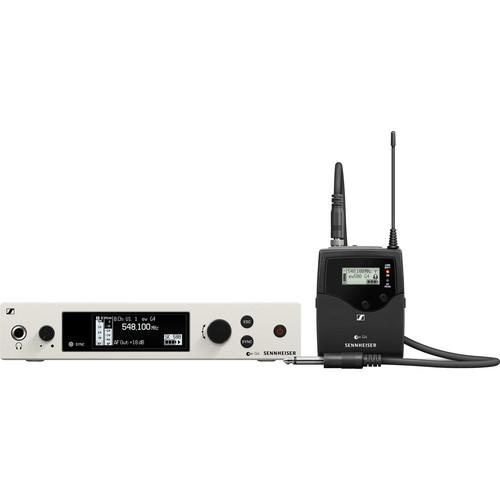 Sennheiser ew 500 G4-CI 1 Wireless Instrument Set GW1 (558 to 608 MHz)