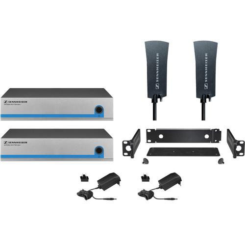 Sennheiser G3FRONTKIT8 Active Antenna Splitter Kit (Front Mount)