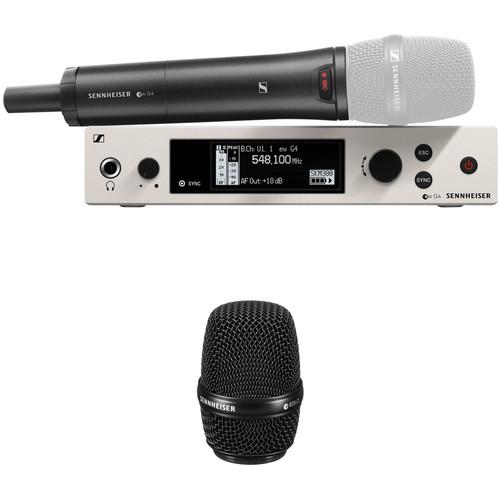Sennheiser G4 300 Series Wireless Handheld 835 Microphone Bundle Kit, GW1: (558 to 608 MHz)