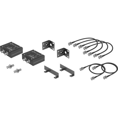 Sennheiser 2-Channel Rack-Mount Kit for 2 EM 10 Receivers