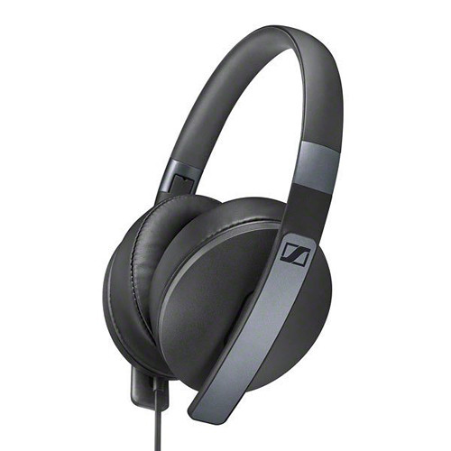 Sennheiser HD 4.20S Over-Ear Headphones with 1-Button Smart-Remote Mic