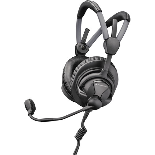Sennheiser HMD 27 Professional Broadcast Headset (No Cable)