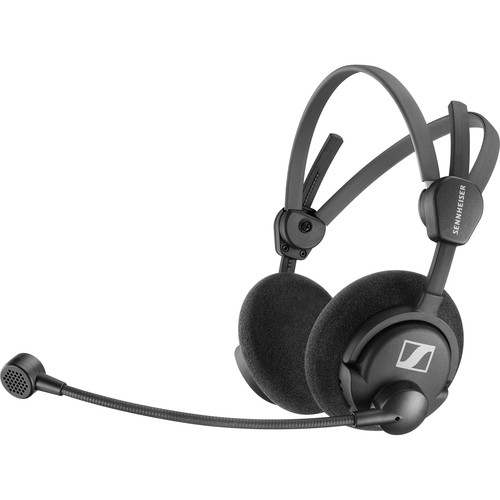 Sennheiser Audio Headset (Supercardioid, Dynamic), 300  Per System, Cable Not Included