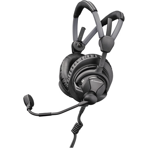 Sennheiser HMDC 27 Professional Broadcast Headset and Cable with NoiseGard