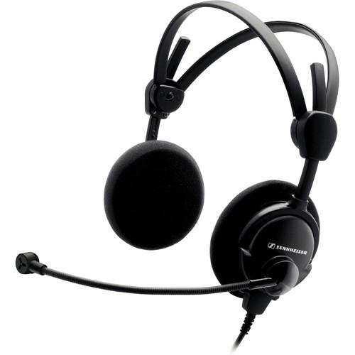 Sennheiser Headset with Condenser Microphone (103 dB SPL at 1 kHz)