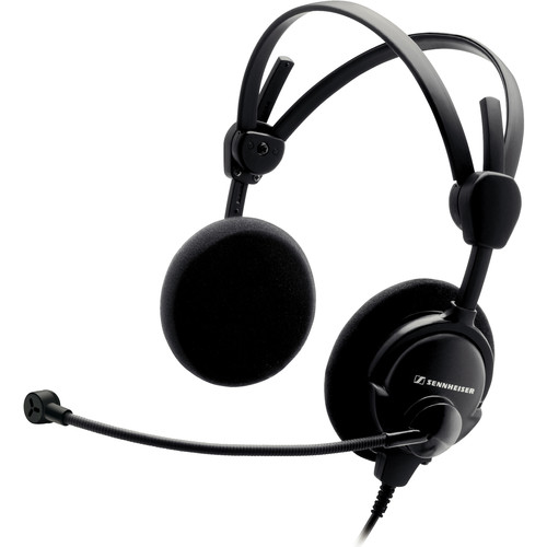Sennheiser Audio Headset (Supercardioid, Condenser) With Activegard, 300  Per System, Cable Not Included