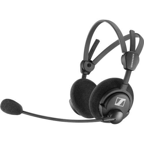 Sennheiser HME 46-3S-II Air Traffic Control Headset (Single-Sided with ActiveGard)
