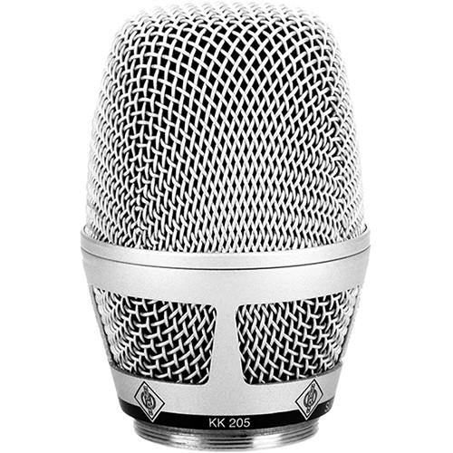Sennheiser KK 205 Supercardioid Microphone Capsule (Nickel)