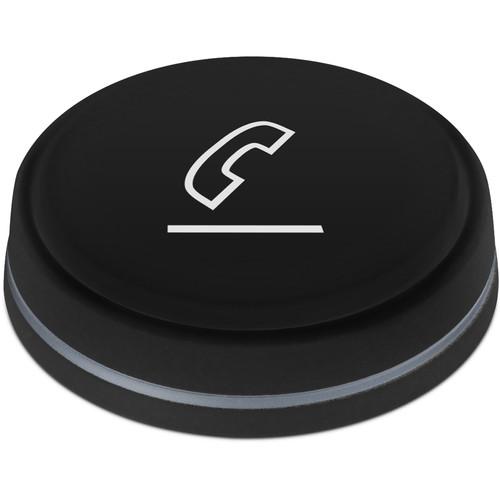 Sennheiser Microphone Logic Control Button with 6-Pin Terminal Connector for SL Mic Hub 1 (Black)