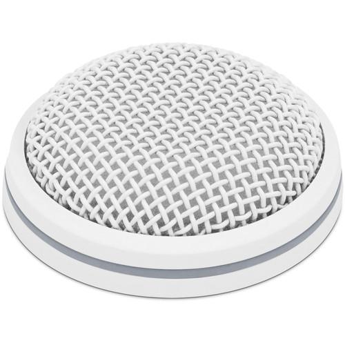 Sennheiser MEB 102-L TC Boundary Microphone (White)