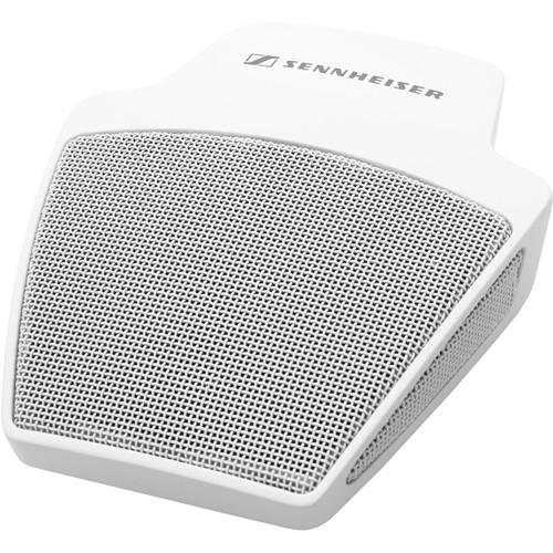 Sennheiser MEB 114 Cardioid Table Boundary Microphone (White)
