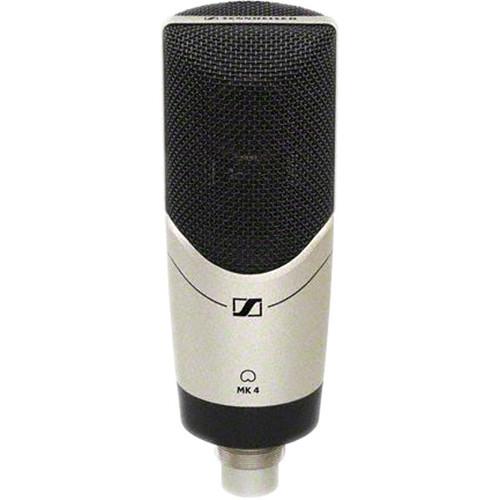 Sennheiser MK4 Cardioid Condenser Microphone