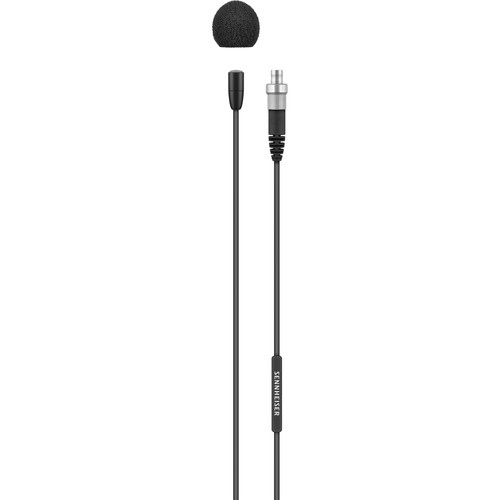 Sennheiser MKE Essential Omnidirectional Microphone with 3-Pin LEMO Connector (Black)
