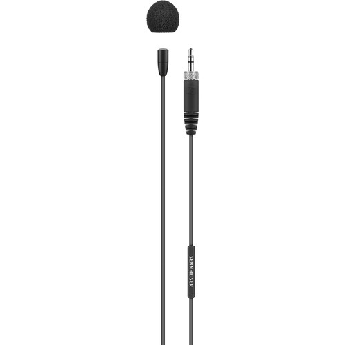 Sennheiser MKE Essential Omnidirectional Microphone with 3.5mm Connector (Black)