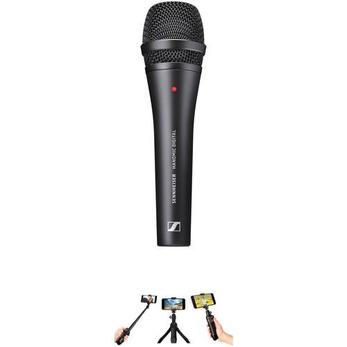 Sennheiser Mobile Handheld Microphone Production Kit