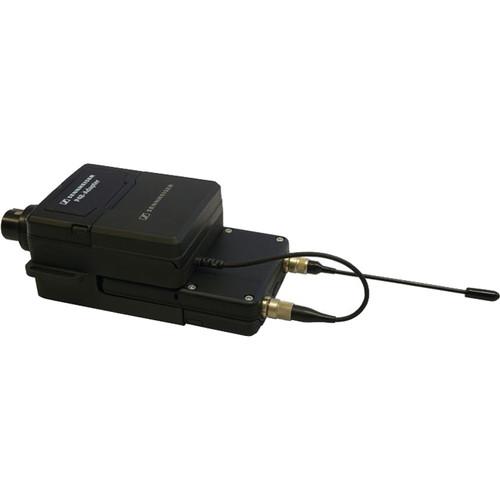 Sennheiser P48 Phantom Power XLR Adapter for SK 6000 & SK 9000 Transmitters (Black)