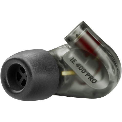 Sennheiser IE 400 PRO Replacement Earphone (Right, Smoky Black)
