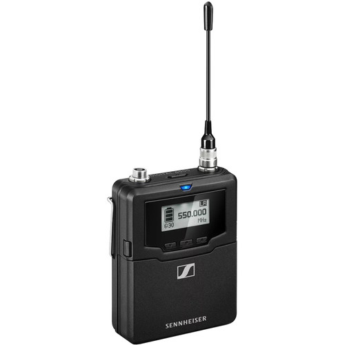 Sennheiser SK 6000 Digital Wireless Bodypack Transmitter (A1-A4: 470 to 558 MHz)