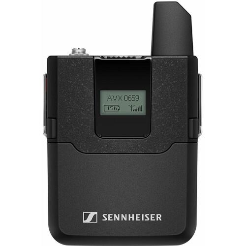 Sennheiser SK AVX Digital Bodypack Transmitter (1.9 GHz)