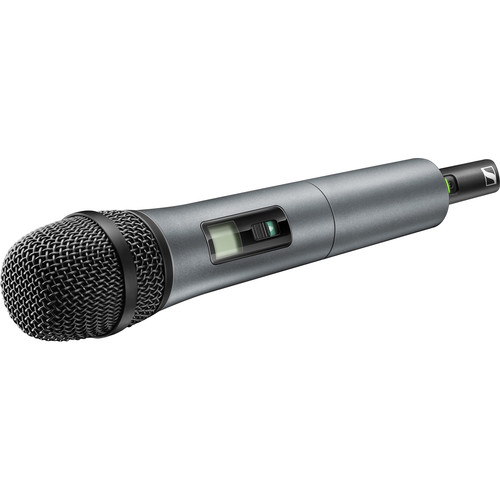 Sennheiser SKM 825-XSW-A Handheld Transmitter with e825 Capsule (A: 548 to 572 MHz)