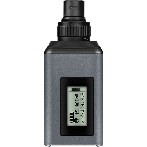Sennheiser SKP 100 G4 Plug-On Transmitter for Dynamic Microphones A: (516 to 558 MHz)