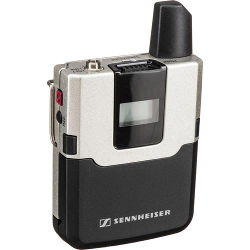 Sennheiser SpeechLine Digital Wireless SL Bodypack DW-4-US Wireless Transmitter