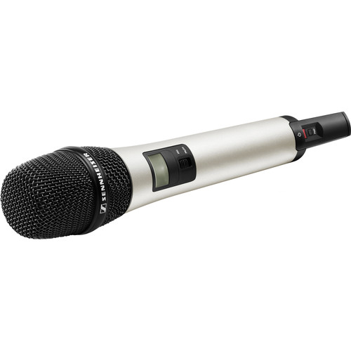Sennheiser SpeechLine Digital Wireless SL DW-4-US Handheld Transmitter & E865 Mic Capsule